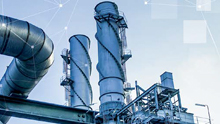 Advanced AC UPS system keeps critical systems running in hazardous environments