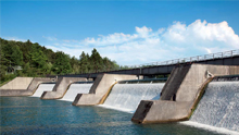 Wireless technologies for hydroelectric facilities