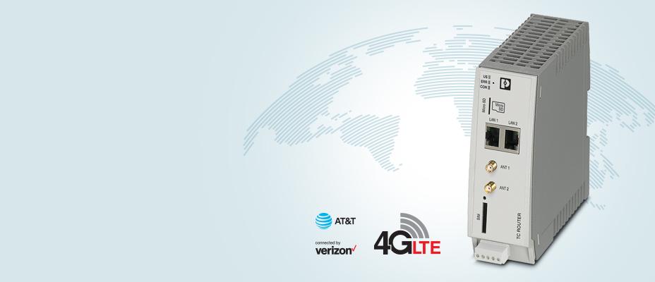 TC Router 4G LTE