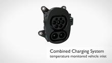 Зарядные розетки CCS CHARX connect