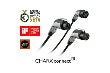 CHARX connect – AC charging cables for electric vehicles, charging stations, and home chargers