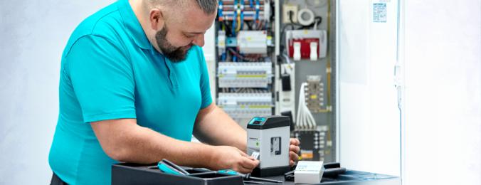 Løsninger for elektriske installasjoner