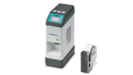 Mobile thermal transfer printer – easy marking on site with the app