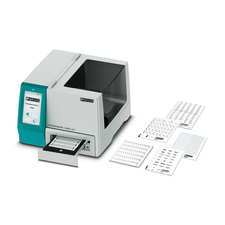 THERMOMARK CARD 2.0 card printer with corresponding material