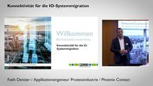 Konnektivität für die IO-Systemmigration