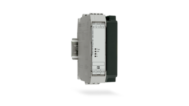Solid-state contactors from the CONTACTRON series are available for single- and three-phase networks