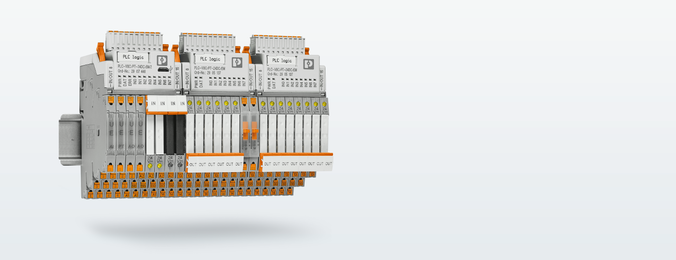 Programmable logic relay system