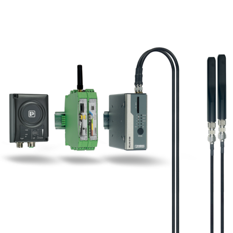Industrial Wireless: From IWLAN, through Wireless IO, right through to WirelessHART