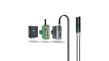Industrial wireless systems