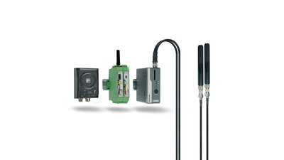 Industrial Wireless components from Phoenix Contact