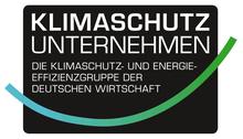 Logotipo de Klimaschutz-Unternehmen