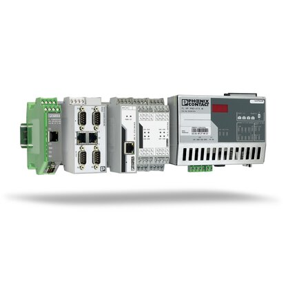 Interface converters, device servers, and gateways – From RS-232 to Ethernet