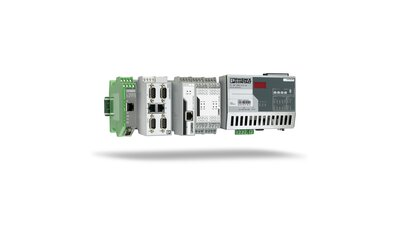 Interface converters, device servers, and gateways from Phoenix Contact