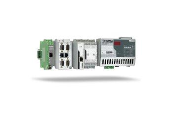 Інтерфейсний перетворювач, сервери пристроїв і шлюзи від компанії Phoenix Contact