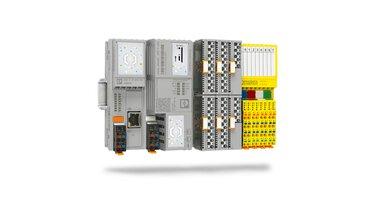 PLCnext Control avec Axioline Smart Elements et Safety