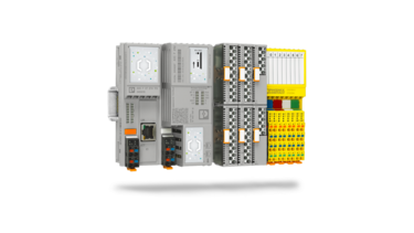 PLCnext Control with Axioline Smart Elements and safety