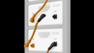 Tilslutningsstik til energilagringssystemer – sikker tilslutning af batteripoler