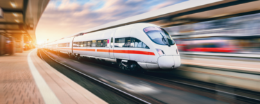 Components for secure and future-proof rail transport