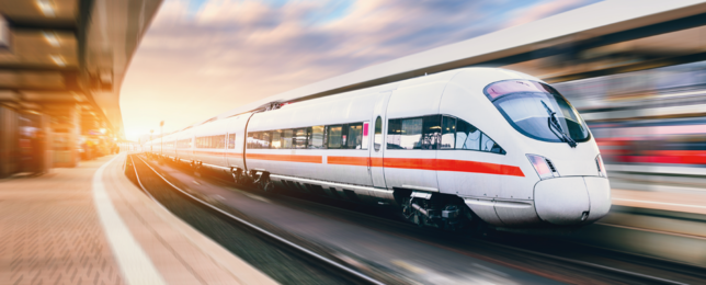 Spoorwegindustrie