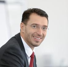 Ulrich Leidecker, President der Business Area Industry Management and Automation von Phoenix Contact