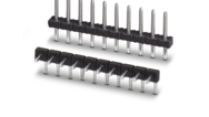 3.5mm pitch (male strips for wave and THR soldering)