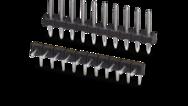 Pas de 3,5mm (connecteurs mâles pour le soudage à la vague et par refusion (THR))