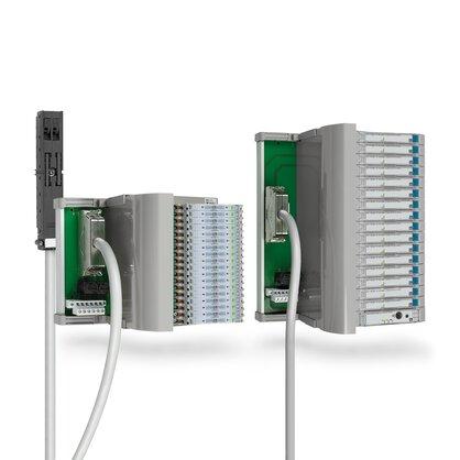 표준 I/O 시스템용 신호 마샬링