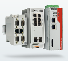 Industrial Ethernet components