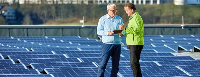 Service et assistance technique: énergie solaire