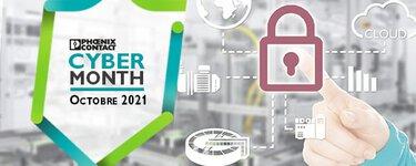 Octobre : le mois dédié à la cybersécurité !