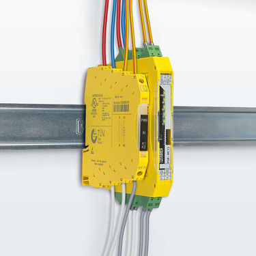 PSRmini safety relays