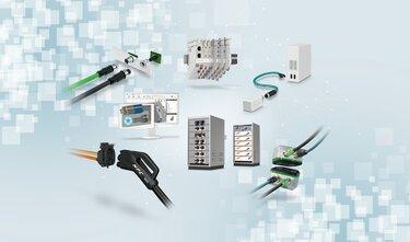 Nieuw producten voor connectoren en elektronicabehuizingen voor de aansluit- en automatiseringstechniek