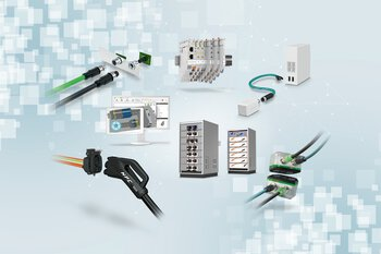 New products for connectors and electronics housings as well as for connection and automation technology