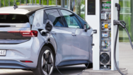 Charging inlets for electric vehicles