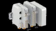 Parties inférieures des boîtiers de la série ME-IO - design plus profond pour plus despace sur le PCB