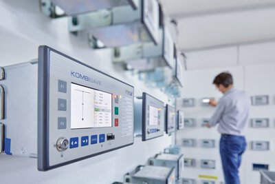 Station control technology in power stations
