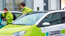 Защита от перенапряжений при зарядке электромобилей