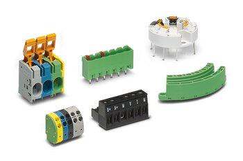 Une sélection de connexions personnalisées pour circuits imprimés