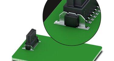 用於與 PCB 穩定連接的錨固金屬