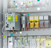 Sistema de control de seguridad con PLCnext