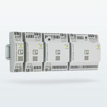 Fuentes de alimentación para la automatización de edificios: Efficiency Level VI para los carriles DIN
