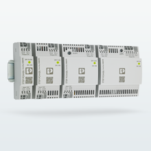 STEP POWER power supplies for building automation