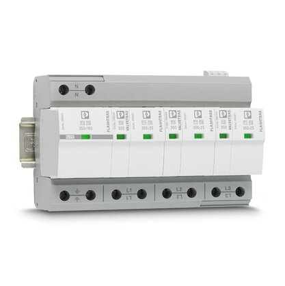 Surge protection and lightning protection