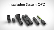 Installationssystem QPD