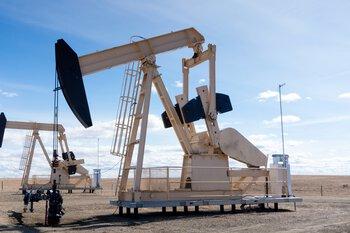 Oil production sites – digital oilfield