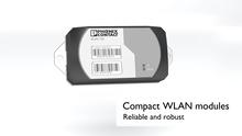 Compact WLAN modules