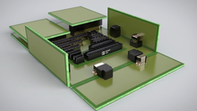 FINEPITCH 0,8 board-to-board connectors