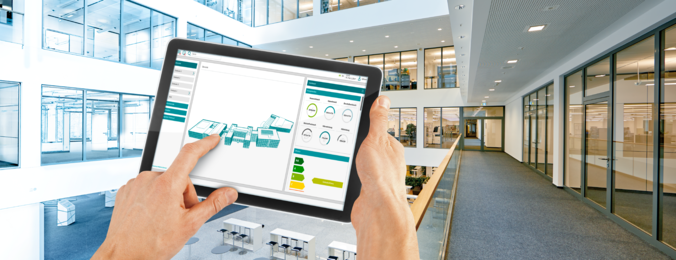 Gebäudemanagementsystem Emalytics