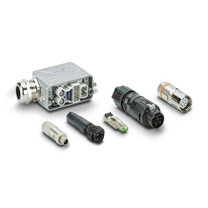 Штекерные соединители и кабели