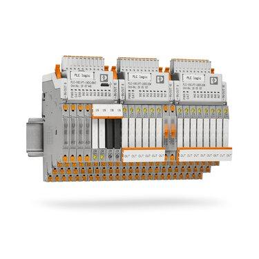 Système de relais logique PLClogic avec modules d'extension